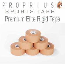 Rigid Premium Elite Rigid Sports Strapping Tape 8 rolls x 38mm x 13.7m