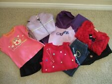 Girls Toddler 14pc Clothing Lot Fall Winter Outfits Mixed Lot Size 5T Size 5 Euc