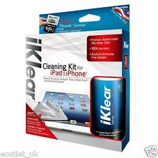 IKlear Screen Cleaner/Kit di pulizia per iPad Air 2 & Mini & iPhone 7 6 PLUS se 5s