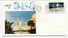 1972 Apollo 16 Kennedy Space Center Young Mattingly Duke Space Cover