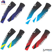 Compression Arm Sleeves UV Sun Protect Running Driving Golf, Cycling Arm warmers