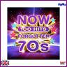 NOW 100 Hits Forgotten 70s Audio CD Album 5 Discs Forgotten Songs Music Gift NEW