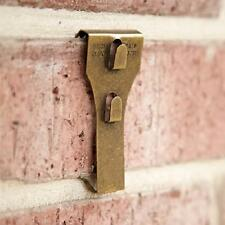75mm Brick Clip - Oz Max Size - Picture and decoration hanger hooks (2 per pack)