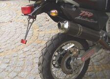 Honda africa twin XRV 750 soporte de matrícula de RD 07/04 romatech