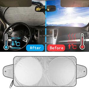 Car Front Windshield Sun Shade Visor Folding Window UV Block Cover Accessories