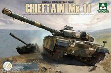 Char Britannique CHIEFTAIN MK 11, 1989 - KIT TAKOM INTERNATIONAL 1/35 n° 2026