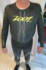 Zoot Z-Force 1.0 Men's Full Triathlon Wetsuit, Size Xl
