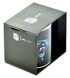 NFL Coffee Cup Carolina Panthers Mug Cup Fade Football