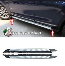 Per BMW X3 F25 11-17 Tuning Pedane Laterale Sottoporta Minigonne Sotto Porta
