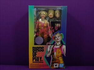 USA SELLER Bandai S.H Figuarts Birds of Prey Harley Quinn Action Figure