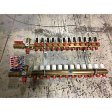 Zurn Qhpm 12 12 Port Accuflow Preassembled Radiant Heating Manifold