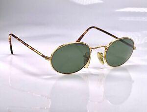 1990's B&L Ray Ban SideStreet Diner Oval W2108 Sunglasses