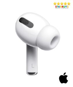 Genuine Apple Airpods Pro Replacement Left Airpod - Left Ear Only - White