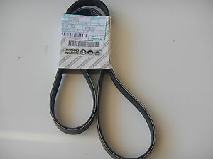 Drive Belt Genuine Fiat 500 Panda 55249821 5PK1145