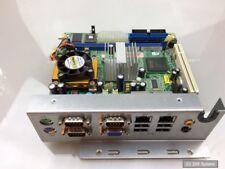 Axiomtek SBC86807 2.0 Industrial Mini ITX Mainboard i852GM, VIA 1500Mhz, Neuw.