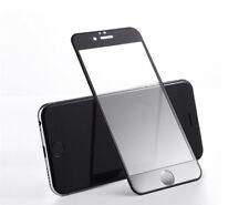 Panzerglas für iPhone 6 6s 7 Full Cover 3D Schutzglas Folie 9H schwarz