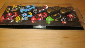 Rare Project Intrepid Daytona 2001 Lional 10-Car Set Nascar Dealership issue