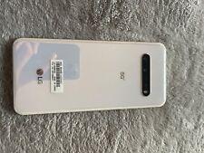 New listing Lg V60 ThinQ 5G Lmv600Vm - 128Gb - Classy White (Verizon) (Single Sim)