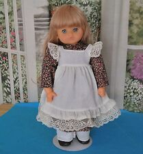 """19"""" Vintage Hans Gotz Doll, Made in West Germany, Original Clothes & Shoes"""