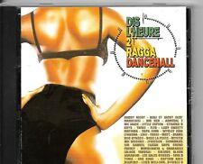 CD COMPIL 20 TITRES--DIS L'HEURE 2 - RAGGA DANCEHALL--BIG RED/FLVA/MORY/PASSI...