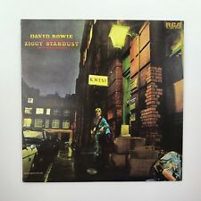 "DAVID BOWIE ~ Ziggy Stardust ~ BLACK LABEL RCA AYL1-3843 VINYL LP 12"" Record"