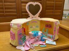 Vintage G1 My Little Pony Perm Shoppe with Fifi Hasbro