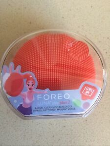 FOREO  Luna Play Plus 2 Facial Cleansing Massager (Peach) sealed case