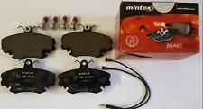 Mintex plaquettes de frein avant mdb1628 Dacia Logan renault 19 twingo megane