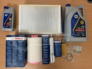 FOR MINI 2.0 COUNTRYMAN COOPER BOSCH SERVICE KIT & 6 LITRES ENGINE OIL