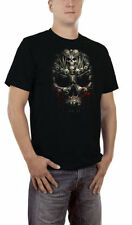 5XL Skull Kurzarm Herren-T-Shirts in Größe