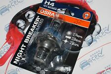 OSRAM H4 NIGHT BREAKER PLUS UNLIMITED +110% MORE LIGHT - 1 BULB