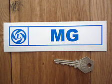 "MG Leyland Classic Car STICKER 6"" Midget MGB MGA TC Magnette Metro SIX ZX TF TD"