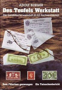 Des Teufels Werkstatt - die Geldfälscherwerkstatt im KZ Sachsenhausen, 1997