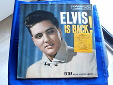 ELVIS PRESLEY~ELVIS IS BACK~RARE MONO~RCA LPM-2231~ POP  LP