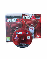 NBA 2K14 - PS3 Playstation 3 (Good Condition) Tested And Working