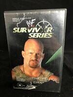 WWF WWE SURVIVOR SERIES 2000 VHS