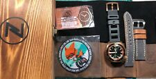 Zelos Hammerhead Bronze Watch / Roadtrip Special Limited Edition 1000 M Diver