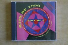 Hiys of 1990 Vol. 2 - Roxette, Megadeth, The Angels ,Wet, Wet, Wet   (Box C548)