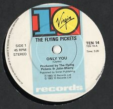 "The Flying Pickets - Only You 7"" Single 1893"