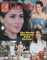 ROYALTY MONTHLY Magazine WORLD WELCOMES BABY SUSSEX May 2019 Charles Camilla UK