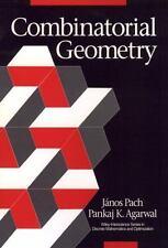 Wiley Series in Discrete Mathematics and Optimization: Combinatorial Geometry...