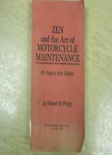 Zen and the Art of Motorcycle Maintenance,Robert Pirsig