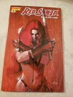 Red Sonja 3 Vol 1 Dell'Otto Cover NM- KEY cgc ready