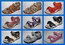 Richter Medium Schuhe für Mädchen mit Klettverschluss