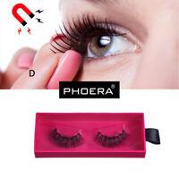Magnetic Liquid Eyeliner Gel False Eyelashes Perfect 3D Eye Lashes Set US LY