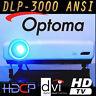 OPTOMA EP747 THEMESCENE DLP❗HOME CINEMA PROJECTOR⚡FULL HD READY DVI>HDMI RRP 499