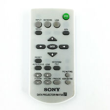 Remote Control for Sony VPL-CX20 VPL-PX32 VPL-DS100 VPL-VW11 3LCD DATA Projector
