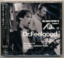 Dr. Feelgood - I'm A Man Best Of The Wilko Johnson Years 1974-1977 Japan CD NEW!