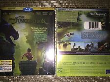 The Jungle Book (Blu-ray/Digital HD DVD) Brand New,No Digital Download