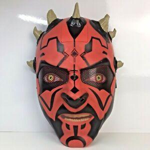 Star Wars, Darth Maul, Talking Kids Mask. 2011
